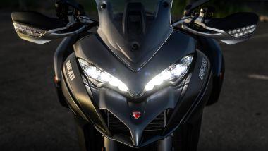 Ducati Multistrada 1260 fari full led anteriori