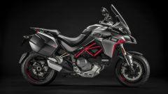Ducati Multistrada 1260 GT: laterale