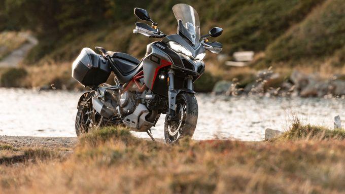Ducati Multistrada 1260 GT: tempo di viaggiare