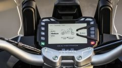 Ducati Multistrada 1260 nuova grafica display TFT