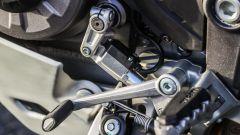 Ducati Multistrada 1260 nuova leva del cambio