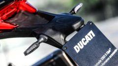 Ducati Multistrada 1260 nuovo portatarga