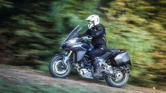 Ducati Multistrada 1260 S: 235 kg in ordine di marcia