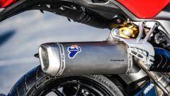 Ducati Multistrada 1260 scarico termignoni
