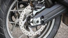 Ducati Multistrada 950, disco freno posteriore