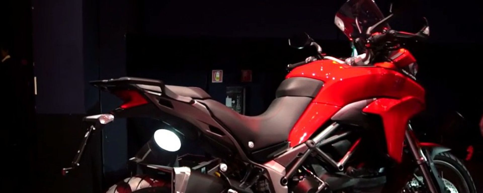 Live Eicma 2016: Ducati Multistrada 950 in video