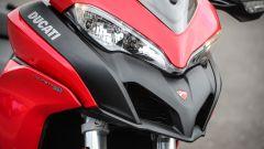 Ducati Multistrada 950, muso