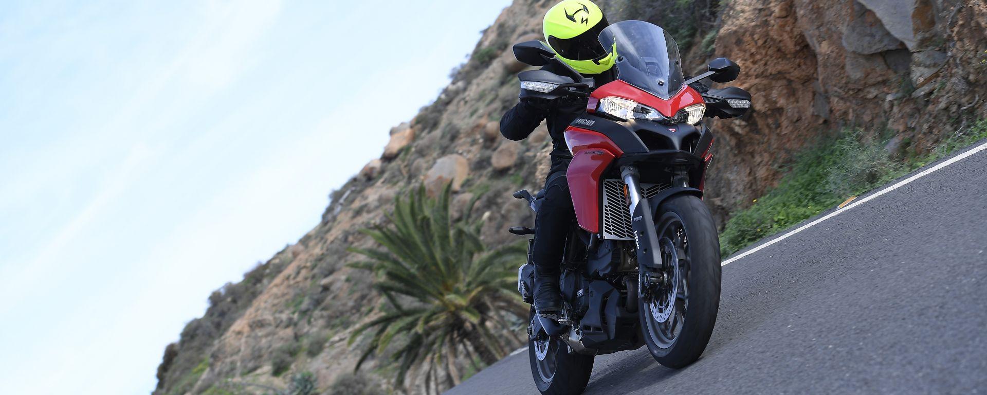Ducati Multistrada 950, rosso