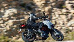 Ducati Multistrada 950 S: con le ruote in lega si risparmiano 5 kg
