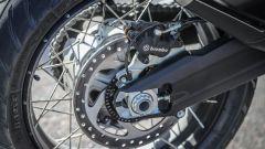 Ducati Multistrada 950 S: dettagli dei cerchi a raggi
