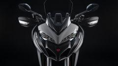 Ducati Multistrada 950 S: dettaglio frontale