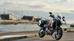 Ducati Multistrada 950 S GP White: il nuovo colore