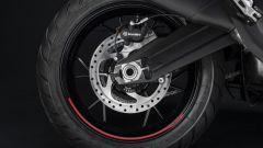 Ducati Multistrada 950 S: i cerchi sono stati alleggeriti di 500 g