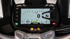 Ducati Multistrada 950 S: il display TFT da 5 pollici