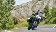 Ducati Multistrada 950 S: la nuova livrea GP White ha un prezzo di 200 euro superiore rispetto al classico rosso