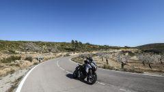 Ducati Multistrada 950 S: le sospensioni Skyhook lavorano egragiamente