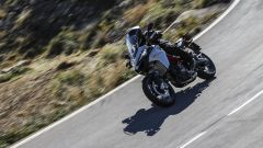 Ducati Multistrada 950 S: uno scatto del test ride
