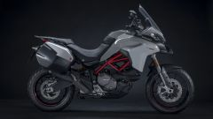 Ducati Multistrada 950 S: vista laterale destra
