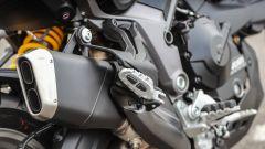 Ducati Multistrada 950, scarico