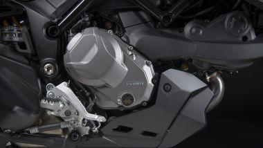Ducati Multistrada V2 S, il motore Testastretta