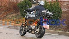 Multistrada V4, la super Ducati pizzicata in strada - Immagine: 3