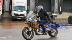 Multistrada V4, la super Ducati pizzicata in strada - Immagine: 5