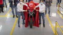 Ducati Multistrada V4: al via la produzione