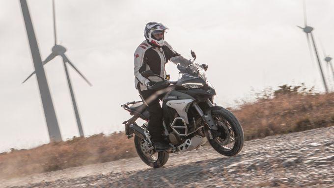 Ducati Multistrada V4: è la quinta moto più venduta a inizio 2021