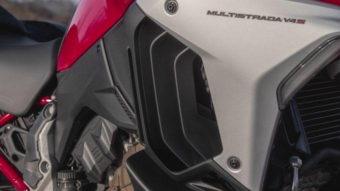 Ducati Multistrada V4: ecco come respira il V4