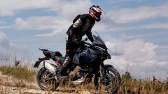 Ducati Multistrada V4 Enduro? I test della maxienduro V4 proseguono
