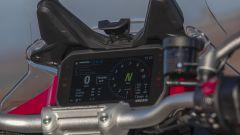 Ducati Multistrada V4: il display TFT da 6,5 pollici della V4S