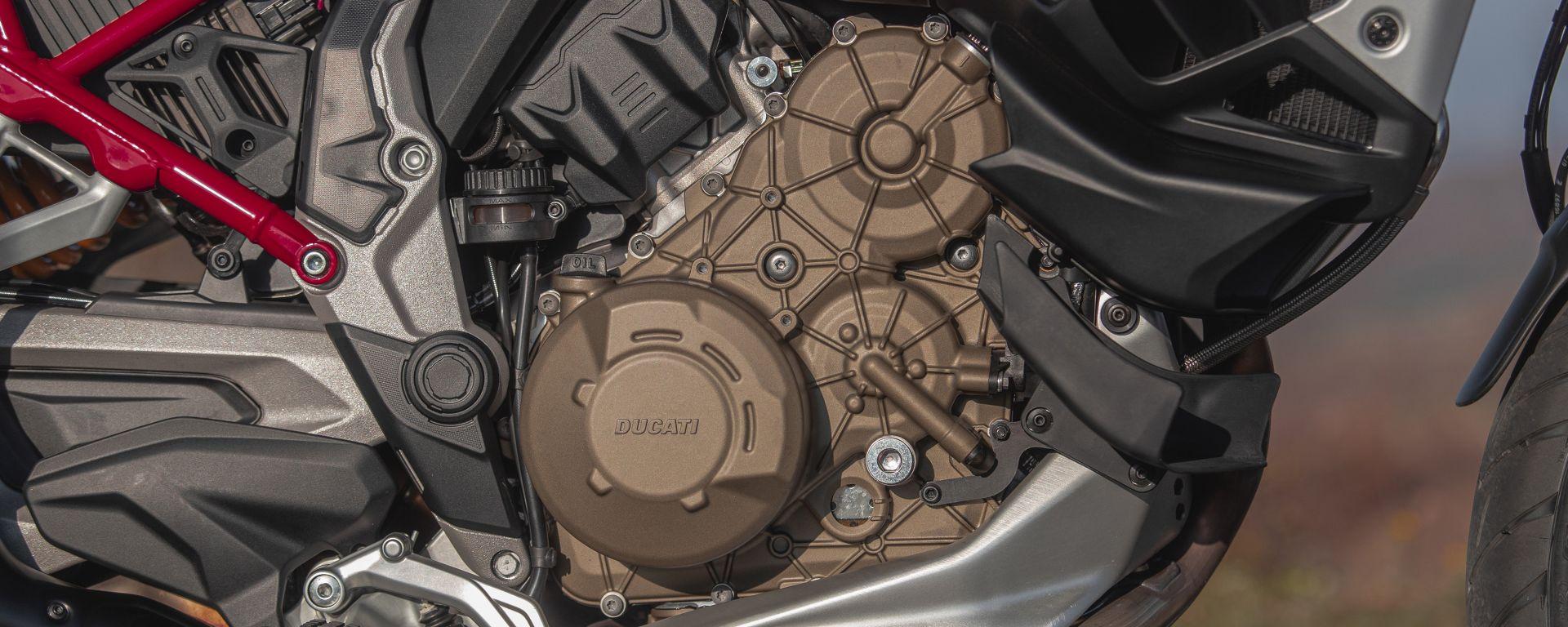 Ducati Multistrada V4: il nuovo motore V4 Granturismo