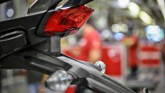 Ducati Multistrada V4: il radar posteriore con Blind Spot e Blind Spot Detection