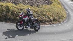 Ducati Multistrada V4: la prova su strada