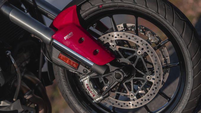 Ducati Multistrada V4: la ruota anteriore misura ora 19 pollici