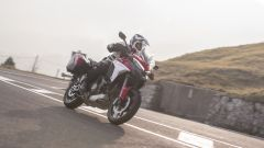 Ducati Multistrada V4: le borse del kit touring