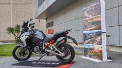 Ducati Multistrada V4: sella standard, ribassata, riscaldata Shad