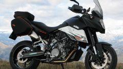 Ducati Multistrada 1200 vs KTM 990 SMT LE - Immagine: 22
