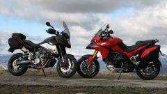 Ducati Multistrada 1200 vs KTM 990 SMT LE - Immagine: 1