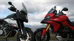 Ducati Multistrada 1200 vs KTM 990 SMT LE - Immagine: 4