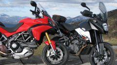 Ducati Multistrada 1200 vs KTM 990 SMT LE - Immagine: 5