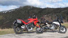 Ducati Multistrada 1200 vs KTM 990 SMT LE - Immagine: 7