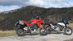 Ducati Multistrada 1200 vs KTM 990 SMT LE - Immagine: 8