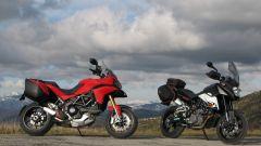 Ducati Multistrada 1200 vs KTM 990 SMT LE - Immagine: 3