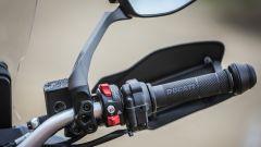 Ducati Multitrada 950: blocchetto elettrico destro