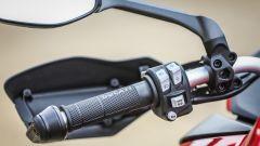 Ducati Multitrada 950: blocchetto elettrico sinistro