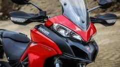 Ducati Multitrada 950: dettaglio del cupolino