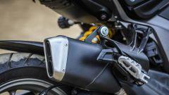 Ducati Multitrada 950: dettaglio dello scarico