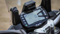 Ducati Multitrada 950: il quadro strumenti LCD ad alta visibilità