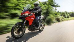 Ducati Multitrada 950: un momento del test